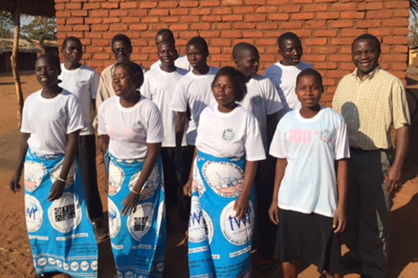 TTB students in Malawi