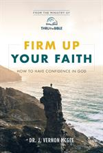 Firm Up Your Faith cover