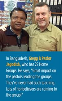 Gregg and Pastor Jagodish