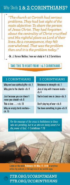 1 Corinthians Study Guide